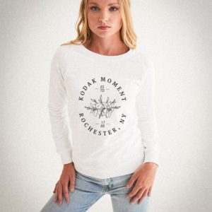 Kodak Moment Long Sleeve - Rochester NY Gifts - Gray Gloria
